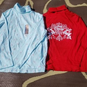 Womens l Christmas shirts
